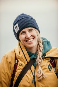 Photo of Cat Ekkelboom White Dolomites Elopement Photographer
