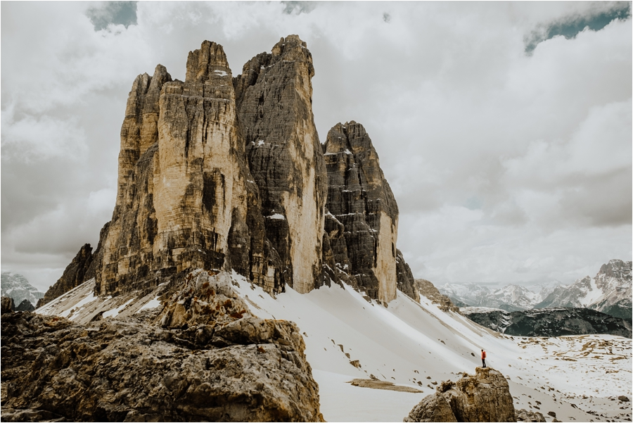 Hiking in the Dolomites - The Tre Cime - By Wild Connections Photography