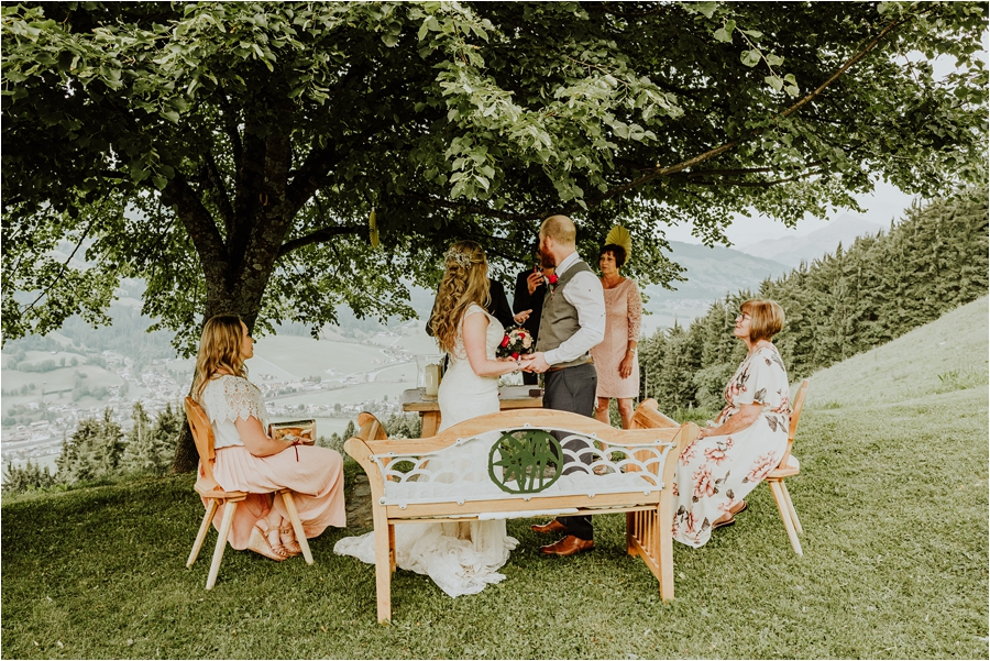 Kandler Alm destination wedding in Austria by Wild Connections Photography