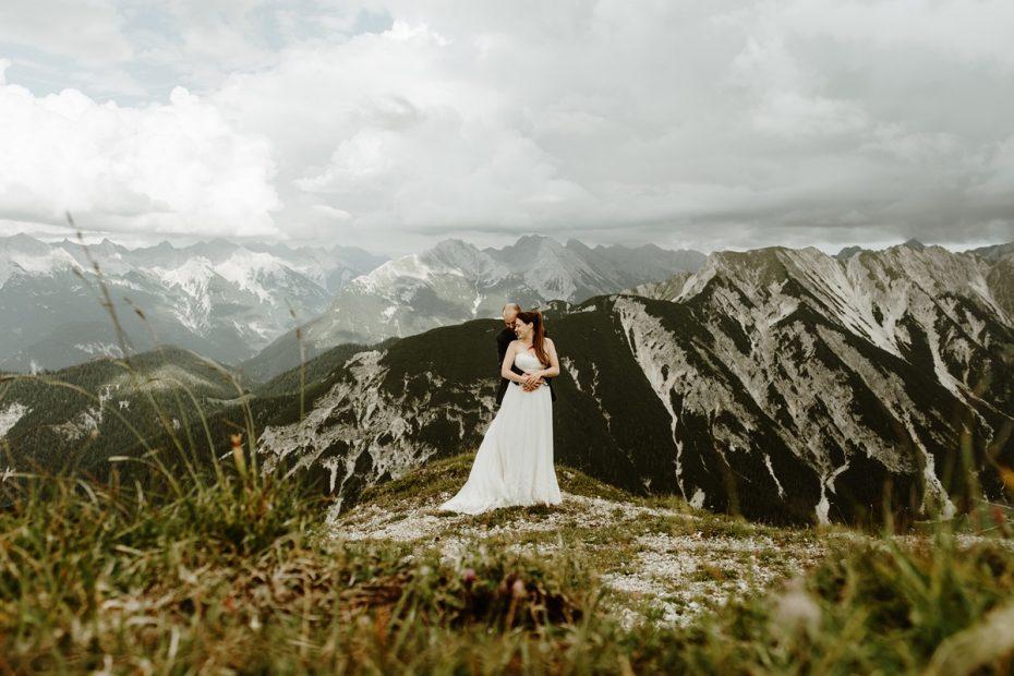 Seefeld Austria wedding